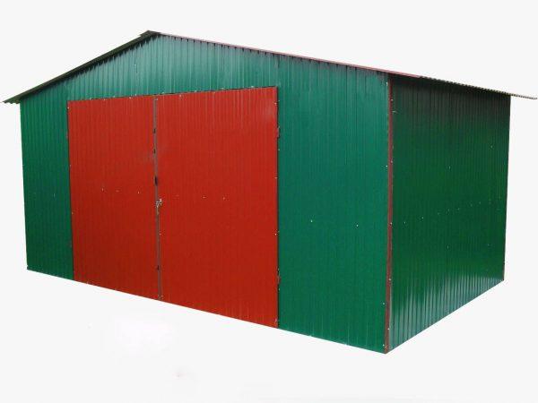 Mobilgarázs-nyeregtetős-4x6-szín-1